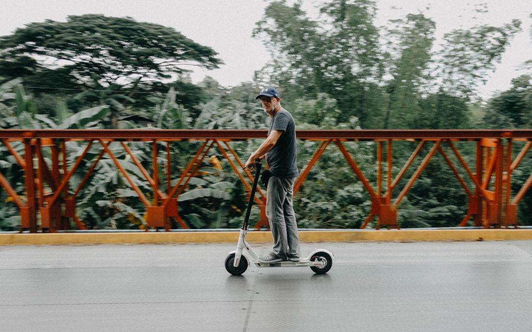 E-Scooter – Versicherung ist Pflicht!