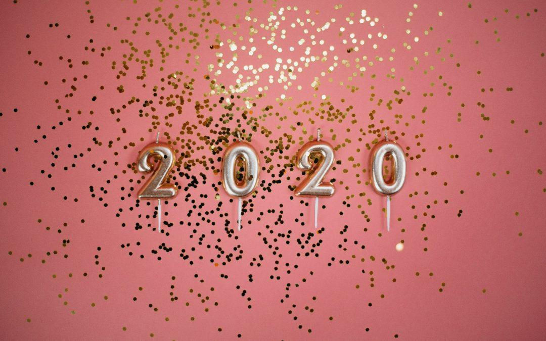 2020 bringt manche Änderung mit sich…