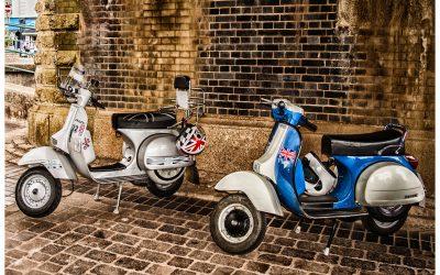 Start in die Mopedsaison 2021
